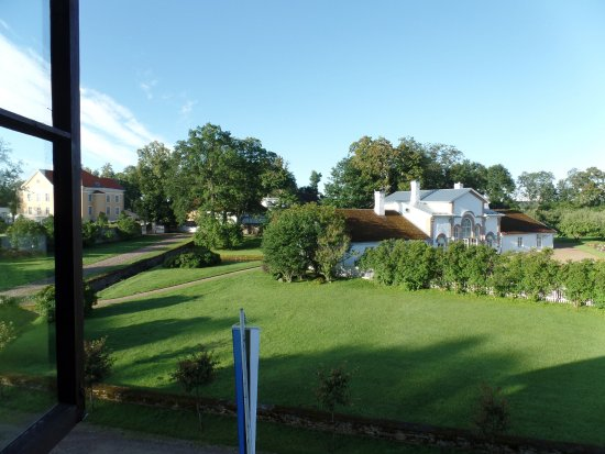 Park Hotel Palmse: room with a view