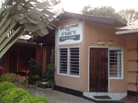 Kaps Villa and Lodge