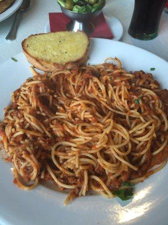 La Stalla Restaurant: Spag Bog