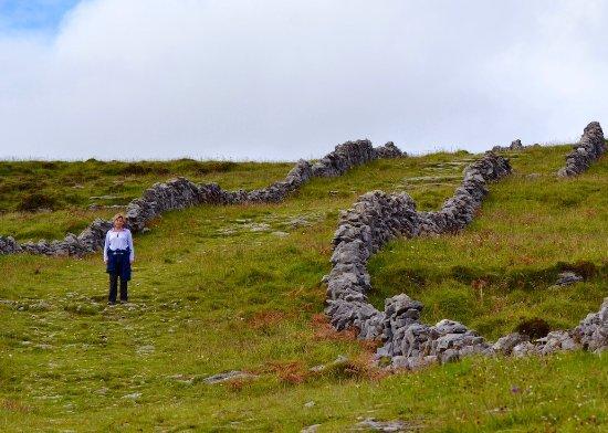 Fanore, Irland: Carer Valley Circular walk