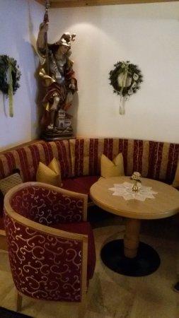 Hotel Verwall: Reception