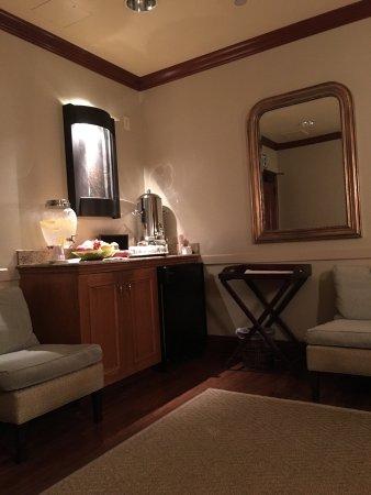 Vista Blue Spa: Ladies Lounge
