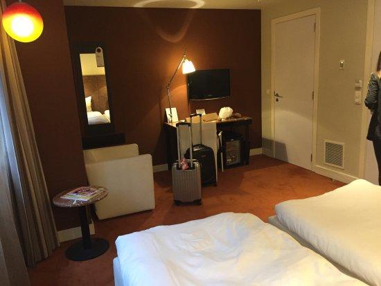 Sandton Hotel Brussels Centre : photo1.jpg