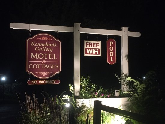 Kennebunk Gallery Motel and Cottages: photo0.jpg