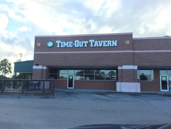 Humble, Teksas: Time Out Tavern