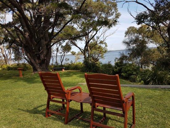 Sanctuary Point, Australia: the ground