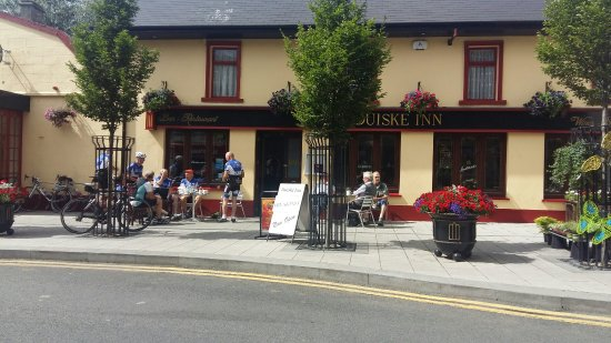 Graiguenamanagh, Ierland: The duiske inn