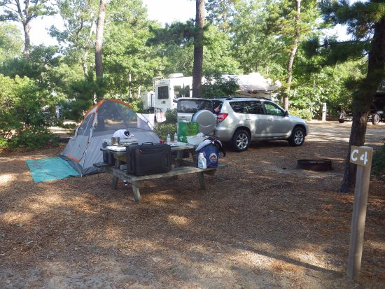 Atlantic Oaks Campground: Camping