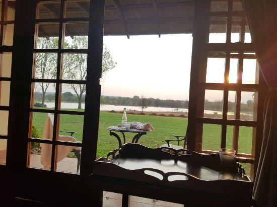 Centurion, Afrika Selatan: Nice place to take the kids relax and do nothing.