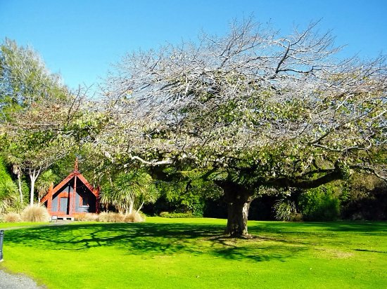 Invercargill, New Zealand: Anderson Park Art Gallery