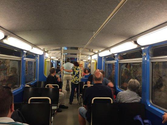 Brannenburg, Alemania: Fahrt im Tunnel