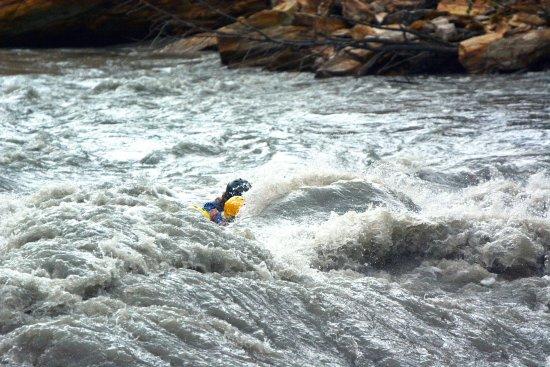 Denali Outdoor Center: Even wetter white water on the Nenana