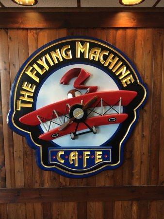 Coatesville, PA: Love the biplane logo