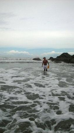 Ballena, Costa Rica: Playa Ventanas