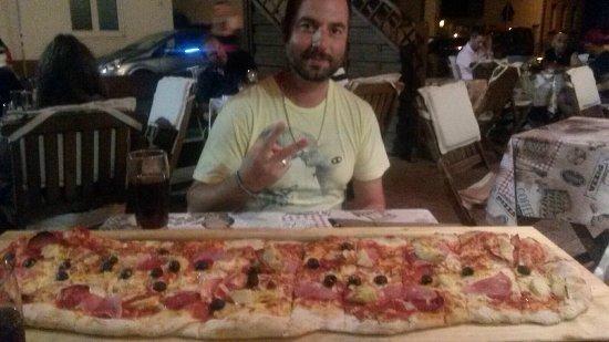 Morfelden-Walldorf, Γερμανία: Pizzeria La Capannina
