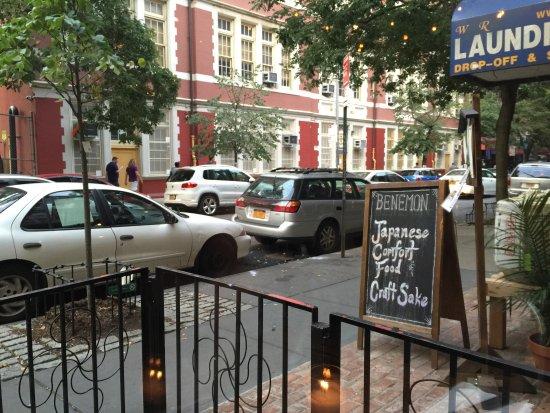 Photo of Restaurant Benemon at 108 E 4th St, New York City, NY 10003, United States