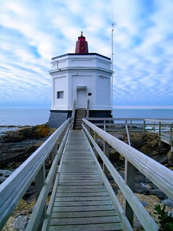 Блафф, Новая Зеландия: Lighthouse de Bluff