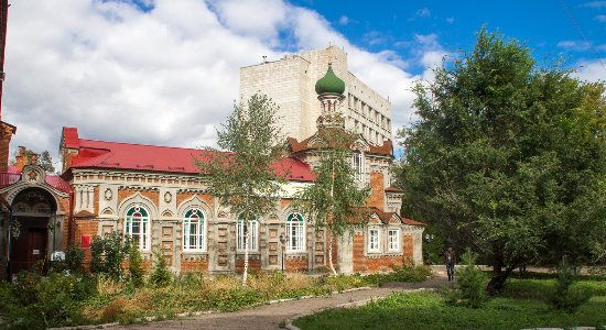 Orthodox Church of St. Varsonofy Kazan Wonderworker