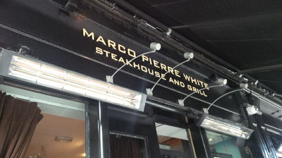 Marco Pierre White Steakhouse and Grill: Marco Pierre