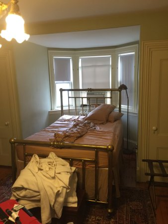 The 1863 House Bed and Breakfast: From the House
