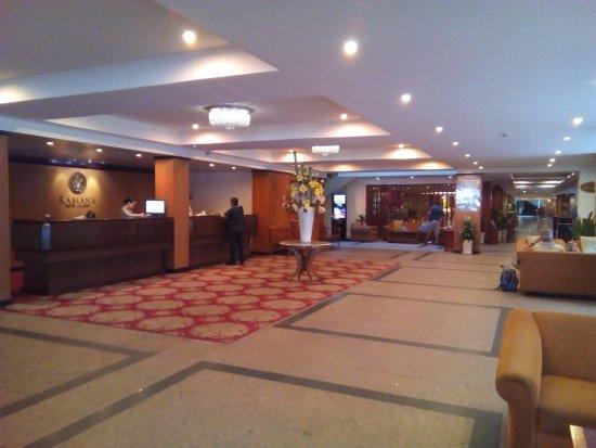 โรงแรมรามานาไซ่ง่อน: ロビー