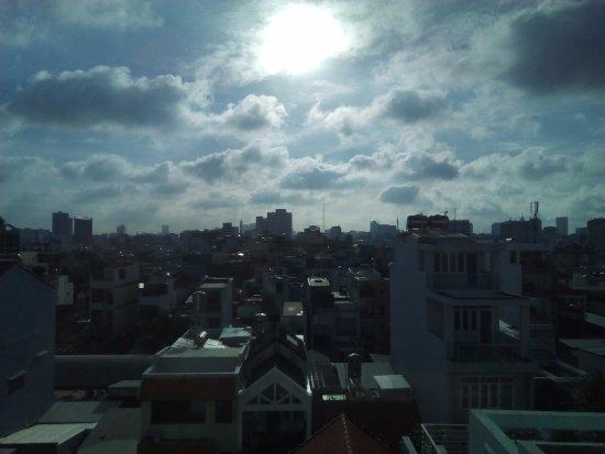 โรงแรมรามานาไซ่ง่อน: 部屋からの眺め