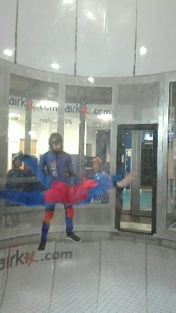 Airkix Indoor Skydiving Manchester: IMG_20160829_212430_large.jpg