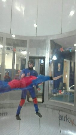Airkix Indoor Skydiving Manchester: IMG_20160829_212428_large.jpg