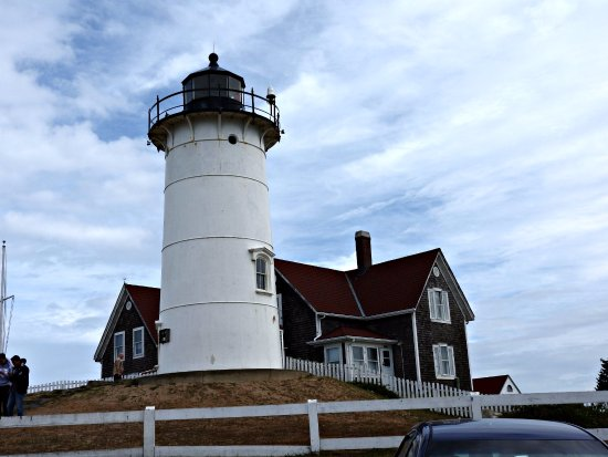 Nobska Point Lighthouse: Perfect..