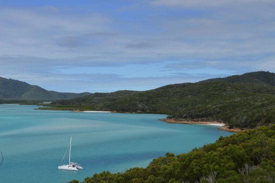 Hill Inlet: What a view.