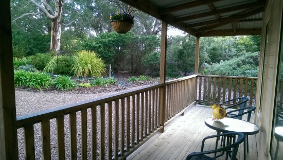Port Sorell, Australia: wrap around verandah