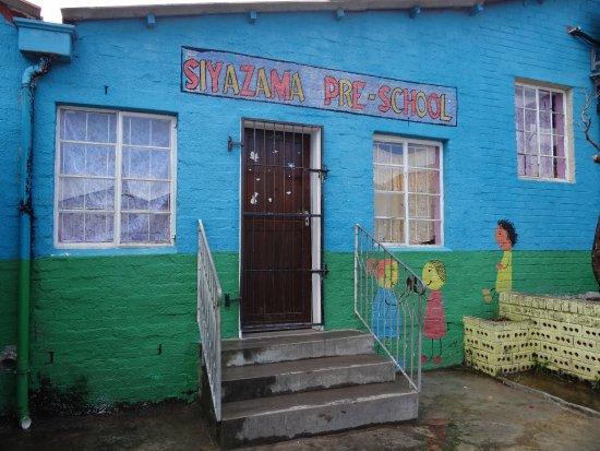 Khayelitsha, Republika Południowej Afryki: Imizamo Yethu Township School