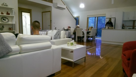 Port Sorell, ออสเตรเลีย: Quality furnishings