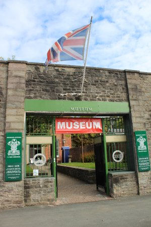The Regimental Museum of The Royal Welsh (Brecon): Regimental Museum of The Royal Welsh