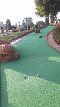 Comstock Park, MI: Mini Golf