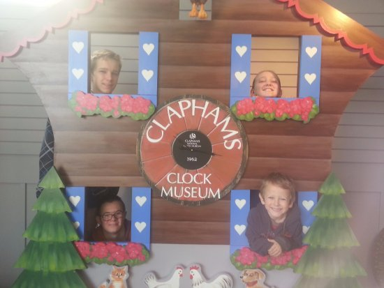 Claphams Clocks - The National Clock Museum: History Buffs Destination