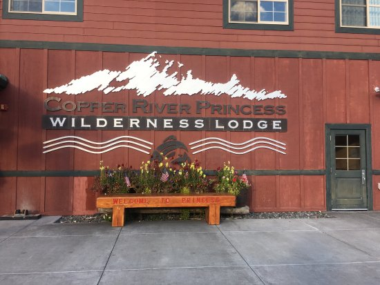 Copper Center, AK: Copper River Princess Wilderness Lodge