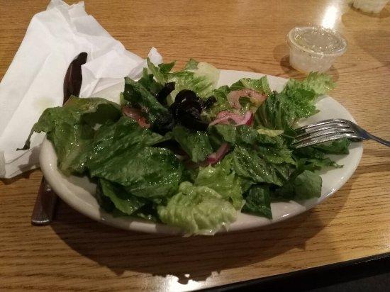 Stony Creek, فيرجينيا: Salad