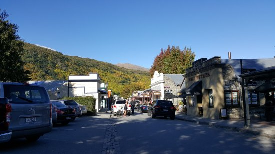 Arrowtown, Yeni Zelanda: 箭鎮街景