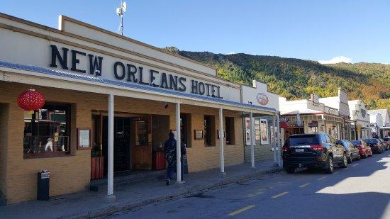 Arrowtown, Nova Zelândia: 箭鎮街景
