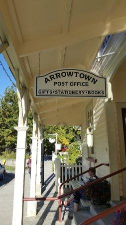 Arrowtown, Yeni Zelanda: 箭鎮郵局