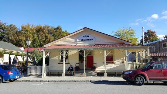 Arrowtown, Nueva Zelanda: 箭鎮郵局