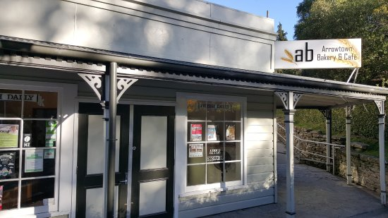 Arrowtown, Nueva Zelanda: 箭鎮有名的派店