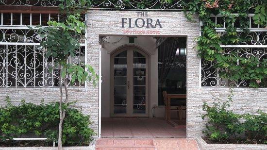 The Flora Boutique Hotel