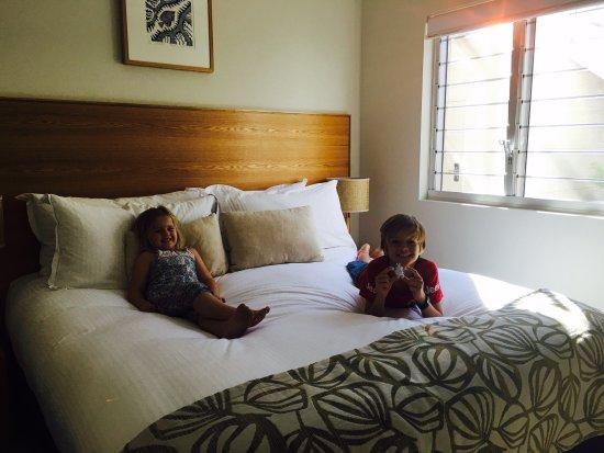 RACV Noosa Resort: The 3rd bedroom in our 3br ground floor apartment
