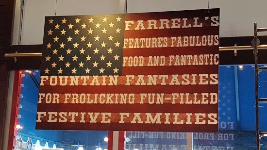 "Brea, Kalifornien: Farrell""s Flag"