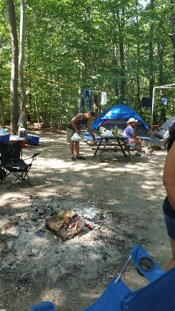 Foxwood Family Campground: 20160904_120239_large.jpg