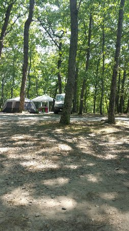 Foxwood Family Campground: 20160904_120345_large.jpg