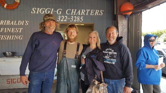 SIGGI-G Ocean Charters