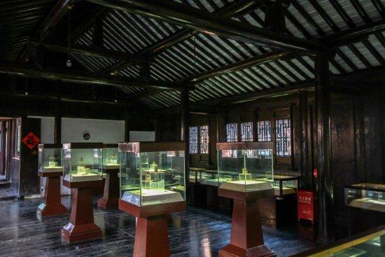 Jiashan County, Kina: museum
